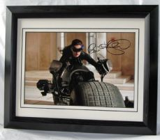 "A31AHCW ANNE HATHAWAY SIGNED - ""CATWOMAN"""